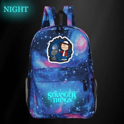 Sac À Dos Stranger Things® Dustin & Dart