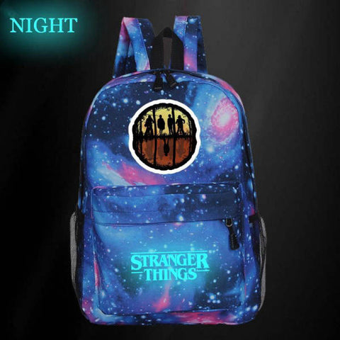 Sac À Dos Stranger Things® Upside Down