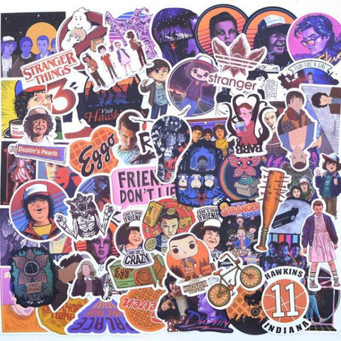 Stickers Stranger Things®