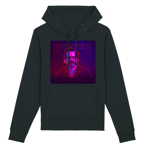 Sweat Stranger Things® Hopper Néon