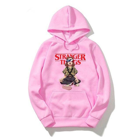 Sweat Stranger Things® Pouvoirs Eleven
