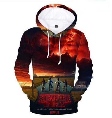 Sweat Stranger Things® Bande Original
