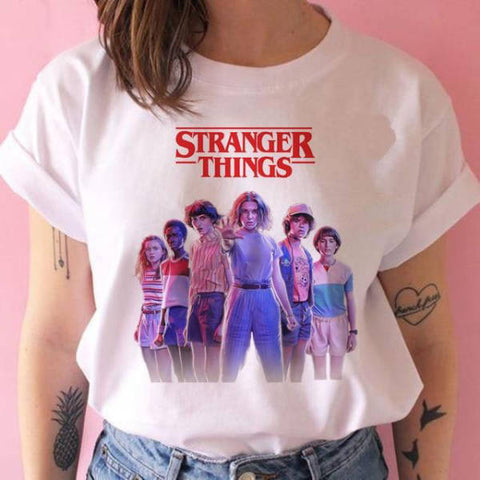 T-Shirt Stranger Things® Classique