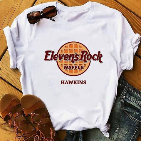 T-Shirt Stranger Things® Eleven's Rock