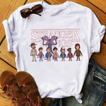 T-Shirt Stranger Things® Groupe Saison 1