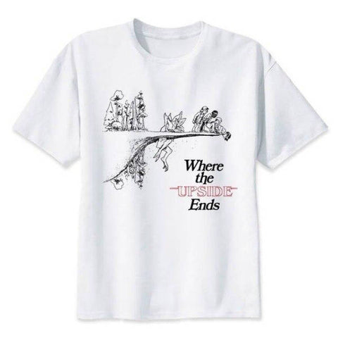 T-Shirt Stranger Things® Where The Upside Ends