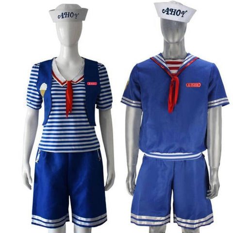 Tenue Stranger Things® Steve & Robin