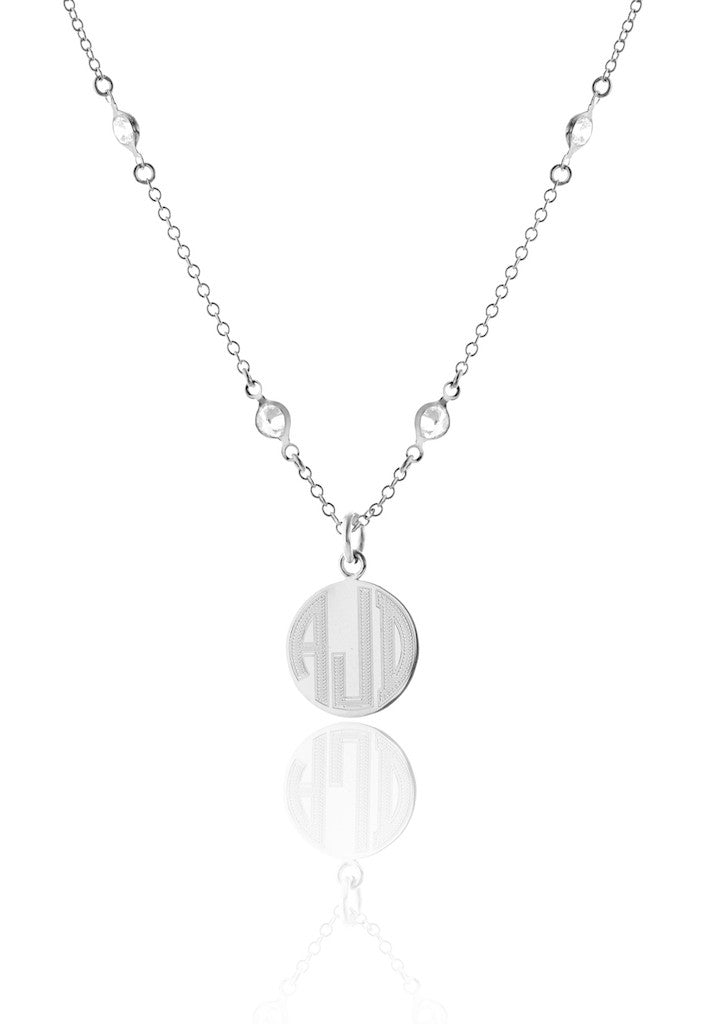 Blair Monogram Necklace