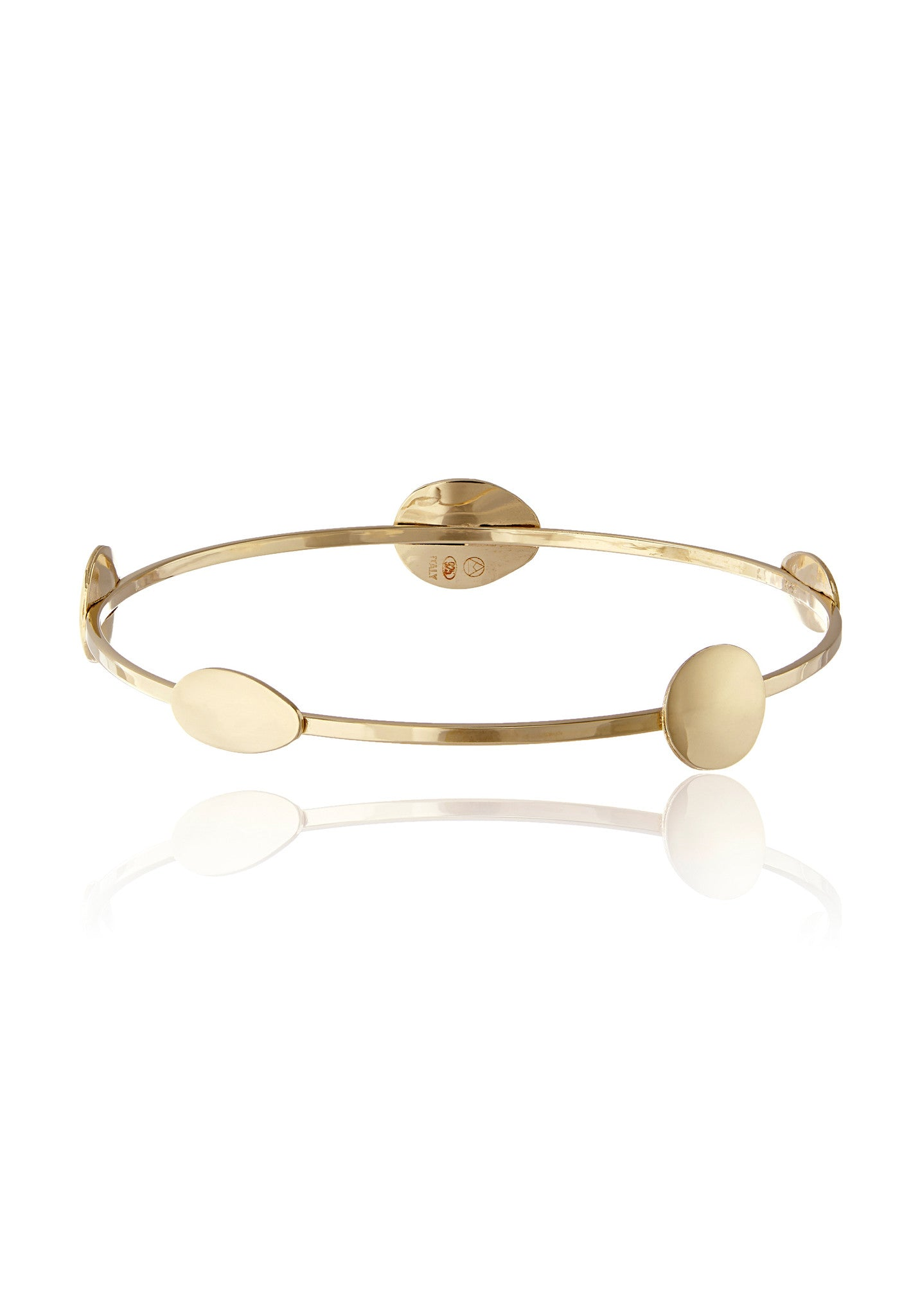 Elena Bubble Bangle