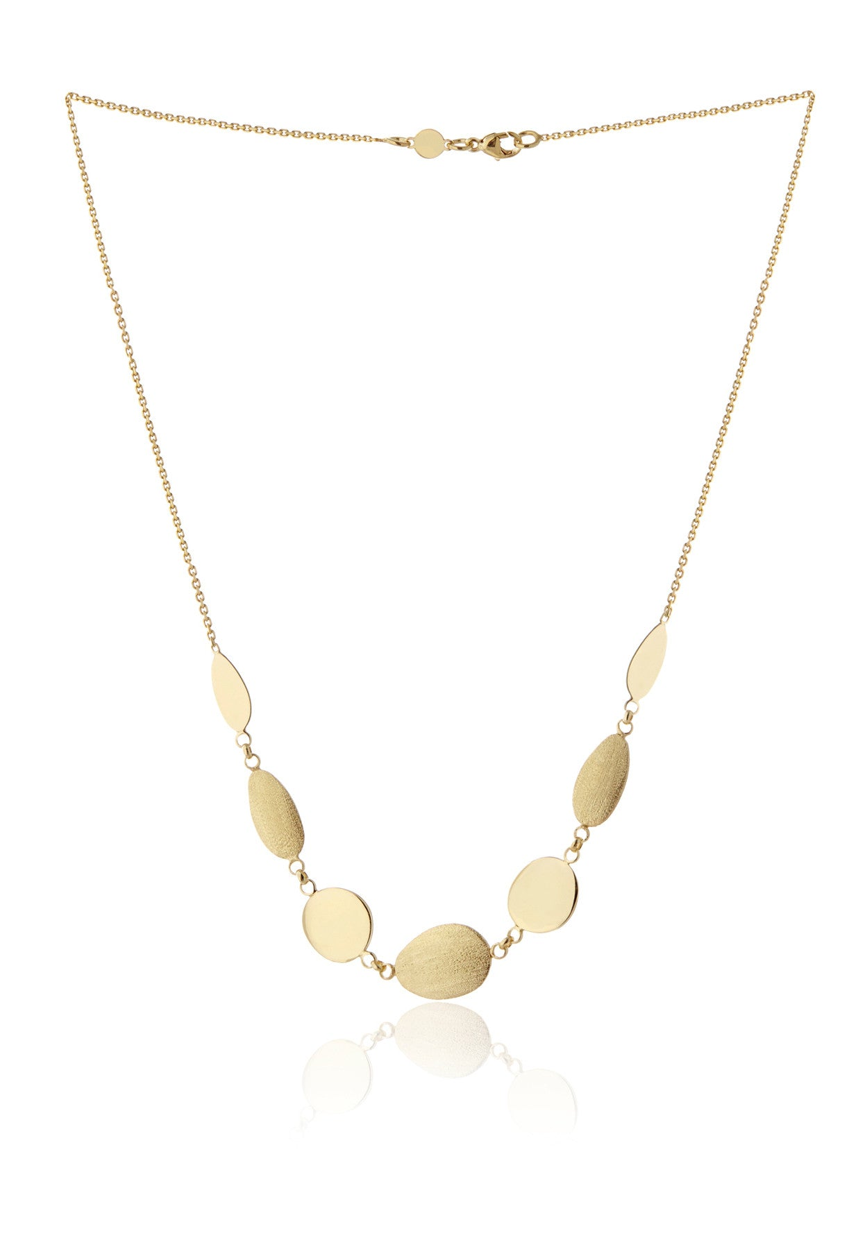 Elena 7 Bubble Necklace