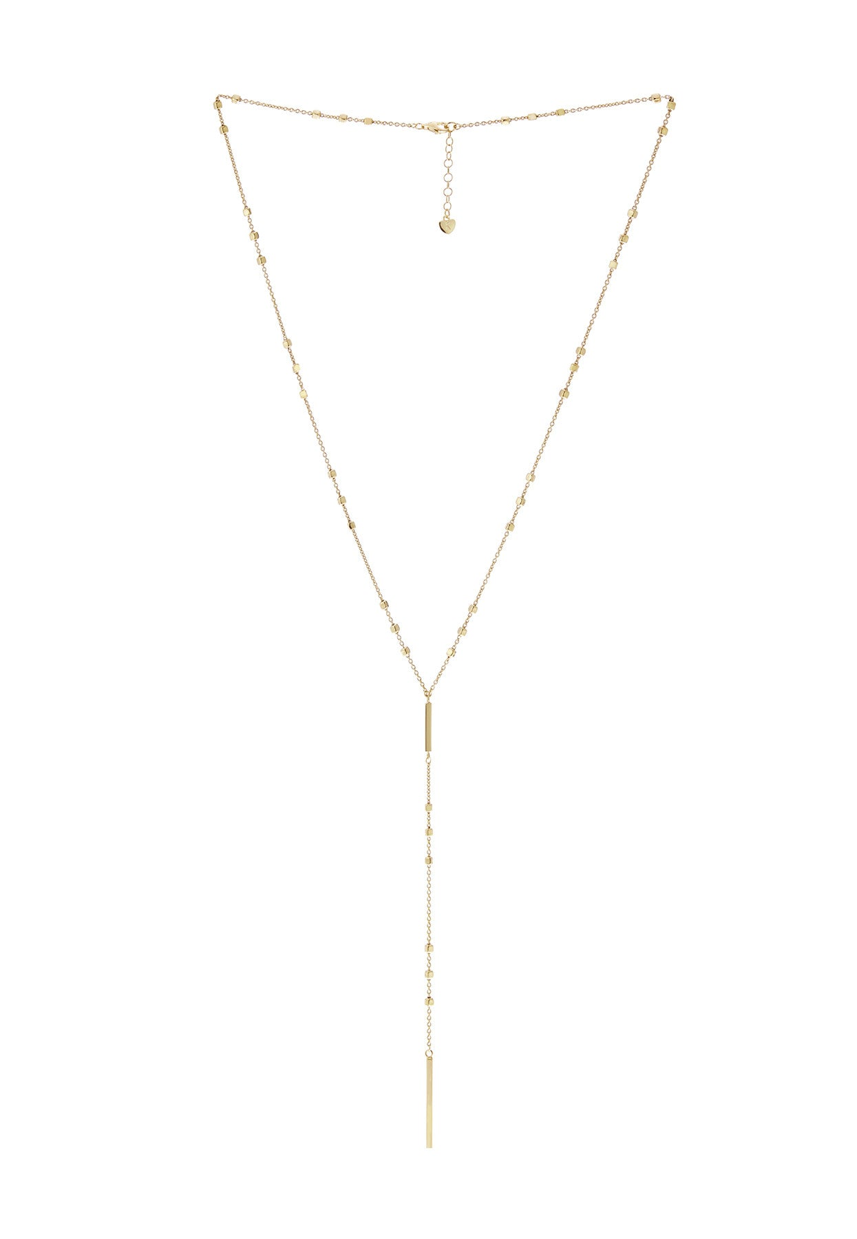 Rosa Lariat Necklace
