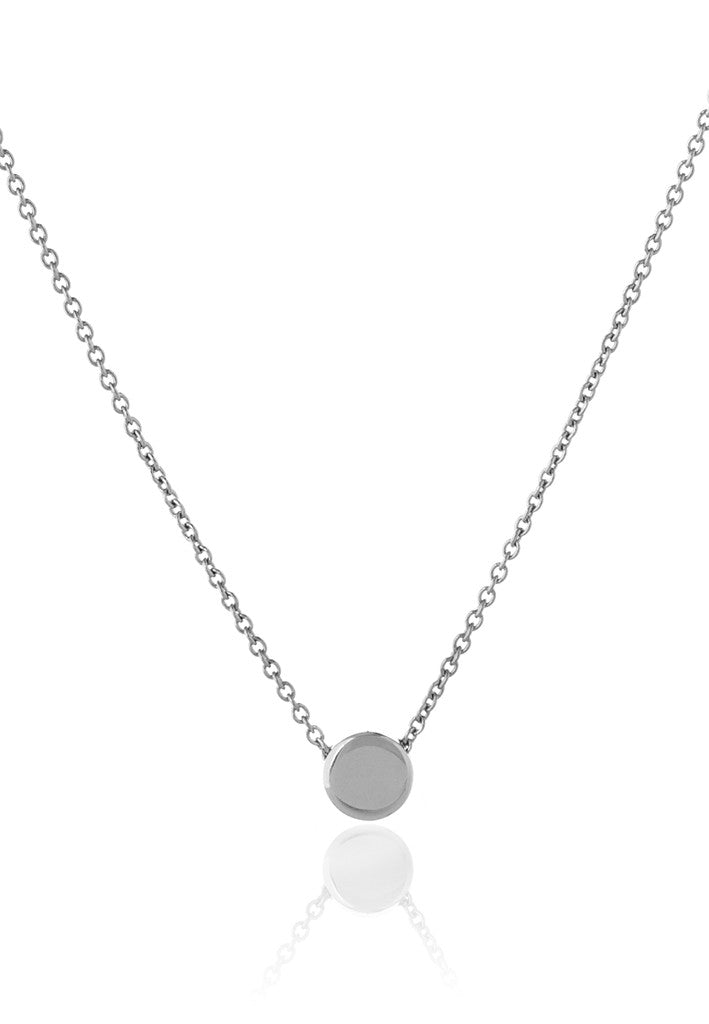 Zoe Tiny Circle Necklace