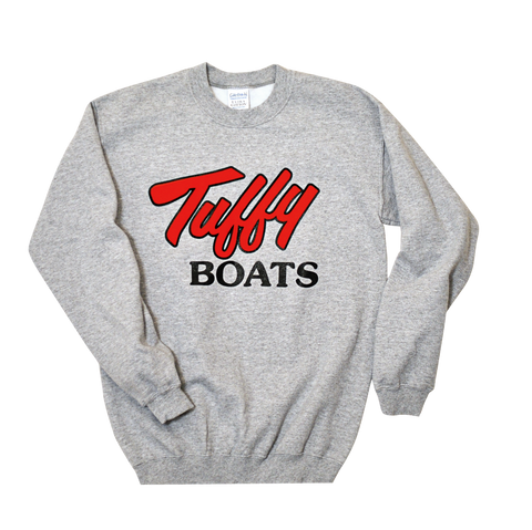 Tuffy Boats Crewneck Sweatshirt