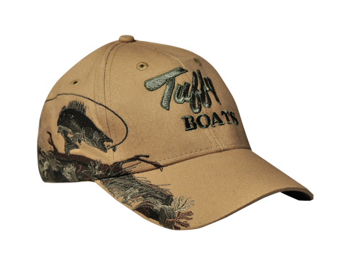 Tuffy Boats Walleye Theme Hat