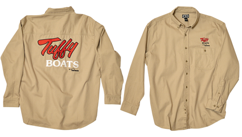 Tuffy Boats Shirt, Long Sleeve