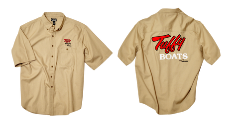 Tuffy Boats Short Sleeve Shirt