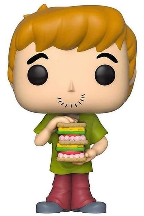 Animation: Scooby Doo | Shaggy Funko Pop Vinyl Figur - Stuffbringer