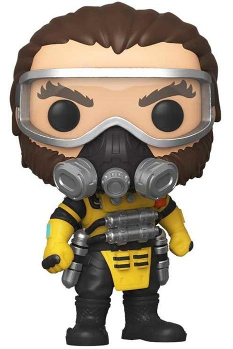 Apex Legends | Caustic Funko Pop Vinyl Figur