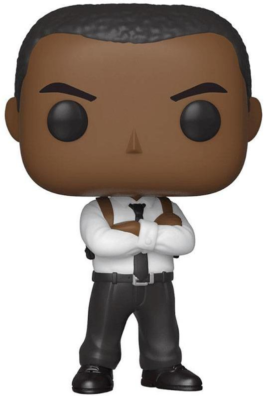 Captain Marvel | Nick Fury Funko Pop Vinyl Figur - Stuffbringer