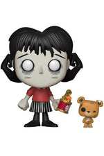 Don't Starve | Willow and Bernie Funko Pop Vinyl Figur