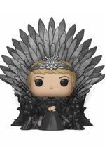 Game of Thrones | Cersei (Iron Throne) Funko Pop Deluxe Vinyl Figur - Stuffbringer