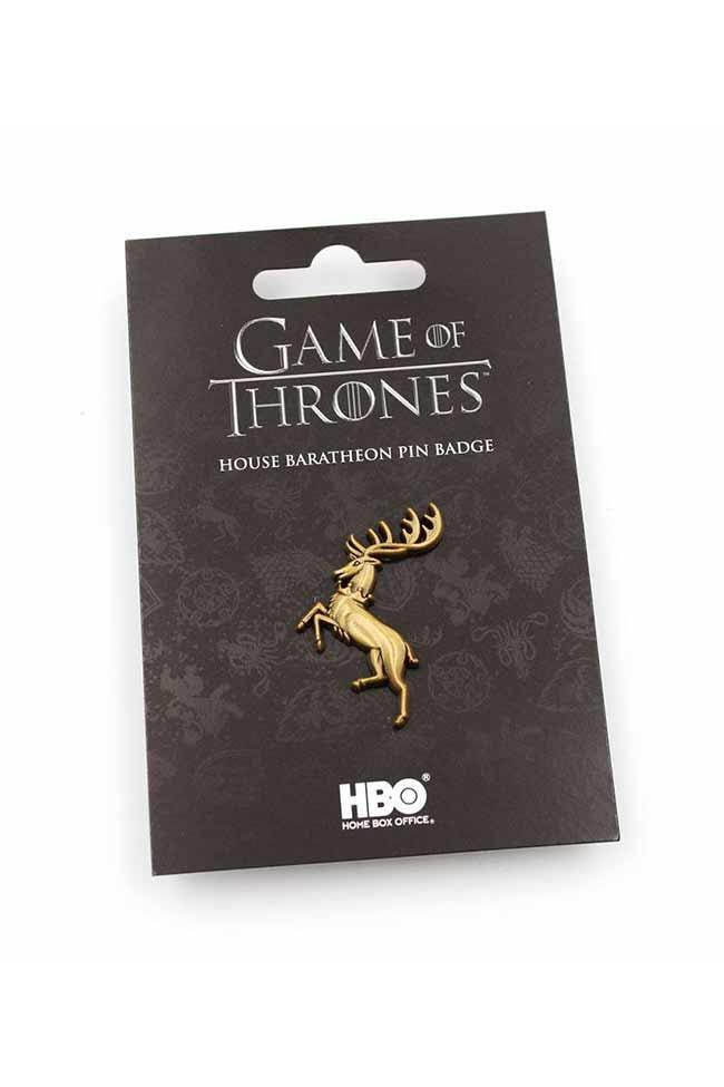 Game of Thrones | Haus Baratheon Ansteck-Pin - Stuffbringer