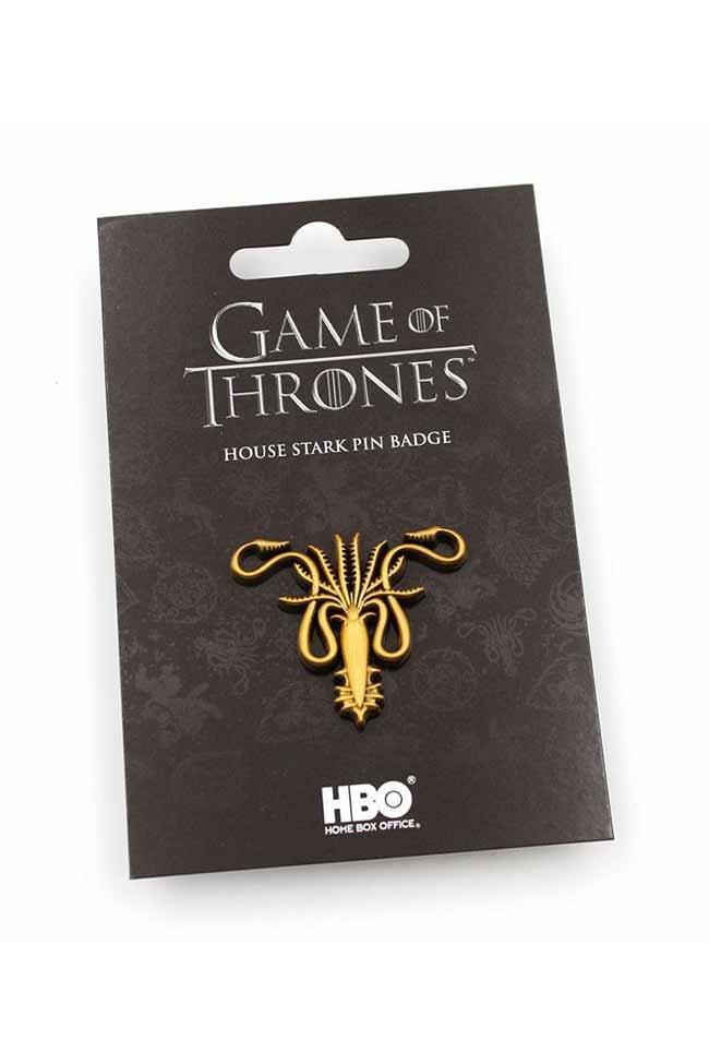 Game of Thrones | Haus Graufreud Ansteck-Pin - Stuffbringer