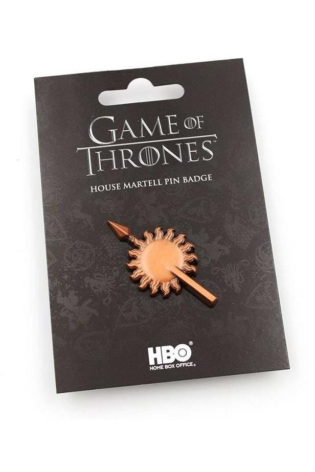 Game of Thrones | Haus Martell Ansteck-Pin - Stuffbringer