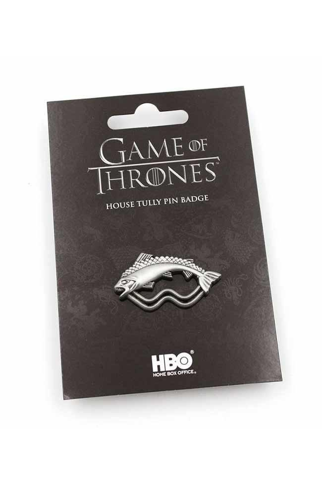 Game of Thrones | Haus Tully Ansteck-Pin - Stuffbringer