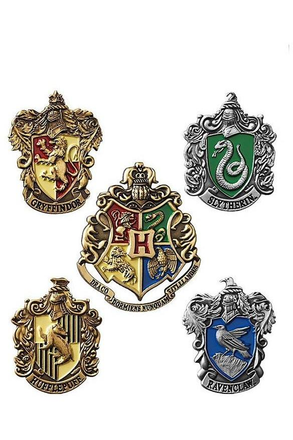 Harry Potter | Hogwarts Ansteck-Pin Kollektion - Stuffbringer