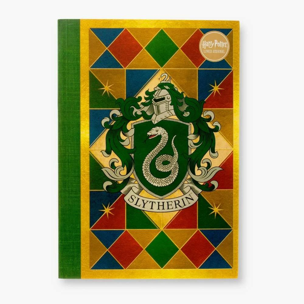 Harry Potter | Slytherin Wappen Notizbuch