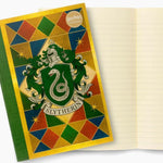 Harry Potter | Slytherin Wappen Notizbuch - Stuffbringer