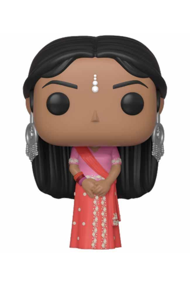 Harry Potter | Yule Ball Padma Patil Funko Pop Vinyl Figur
