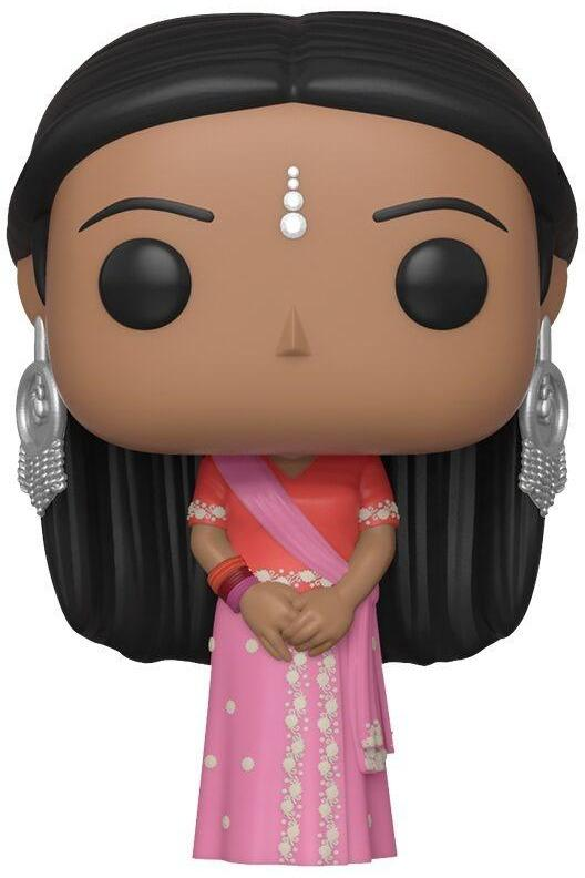 Harry Potter | Yule Ball Parvati Patil Funko Pop Vinyl Figur