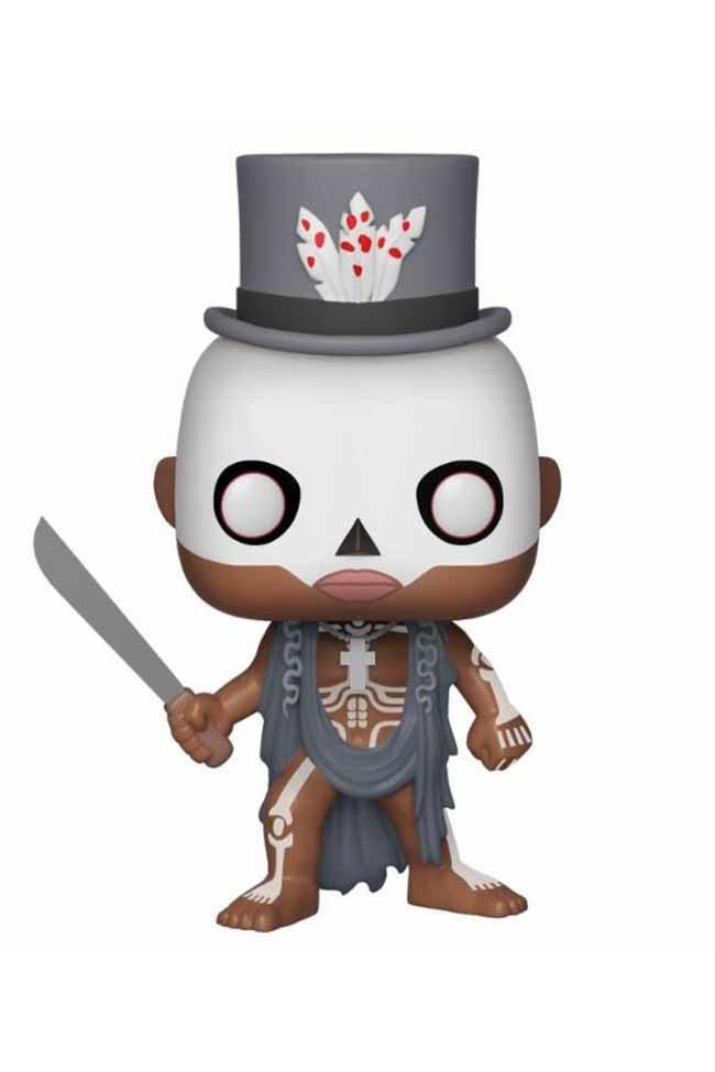 James Bond | Baron Samedi Funko Pop Vinyl Figur