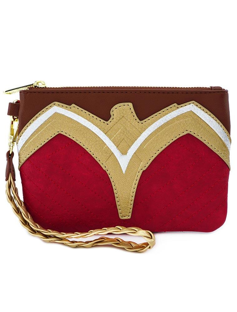 Loungefly DC Comics | Wonder Woman Clutch