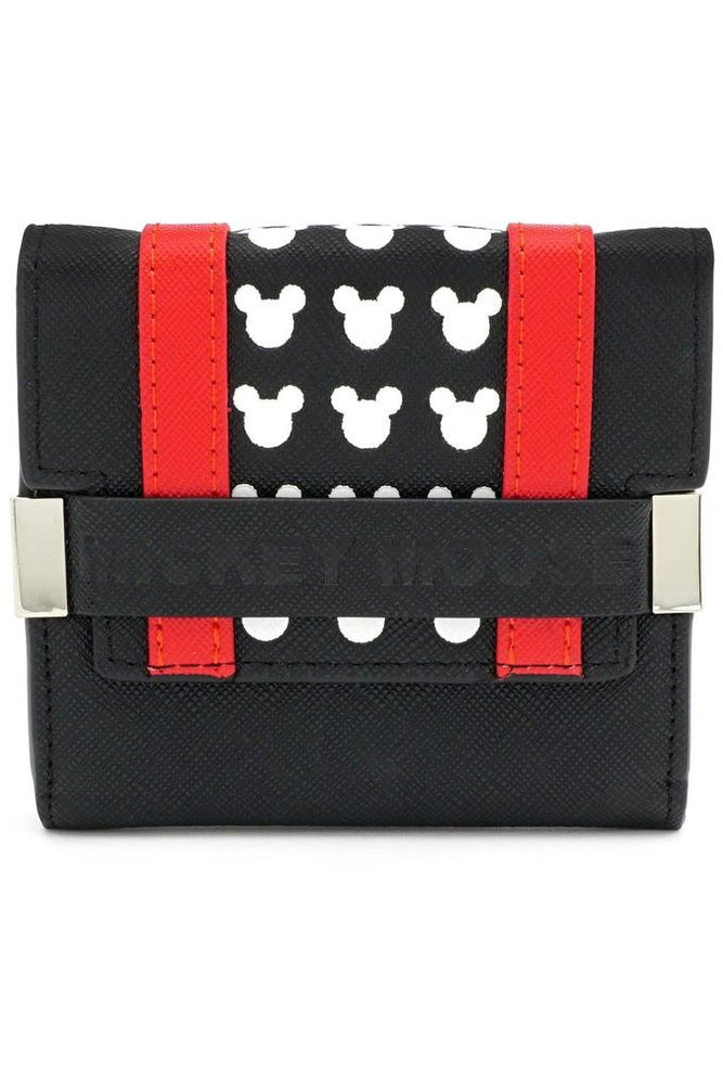 Loungefly Disney | Mickey Mouse (Black & Red) Geldbeutel