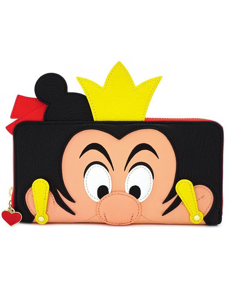 Loungefly Disney | Queen of Hearts Geldbeutel