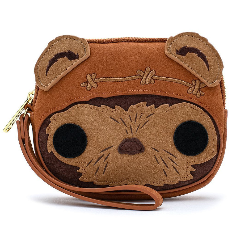 Loungefly x Star Wars | Wicket W. Warrick (Ewok) Clutch