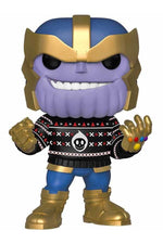 Marvel Holiday | Thanos Funko Pop Vinyl Figur