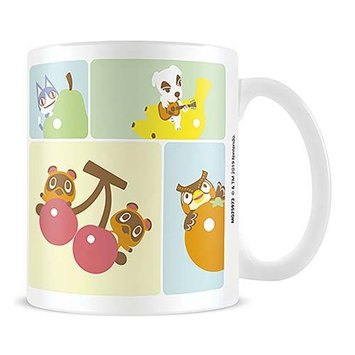 Nintendo: Animal Crossing | Character Grid Tasse