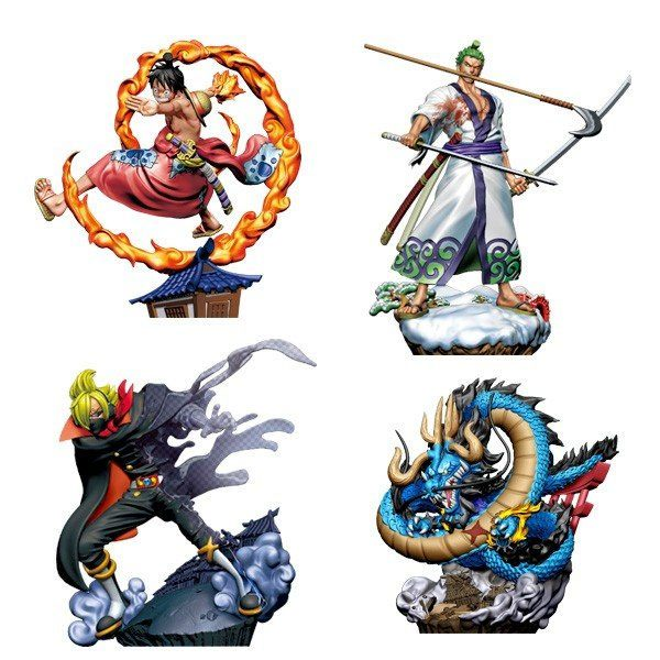 One Piece | Megahouse Logbox Re Birth Mystery Figur