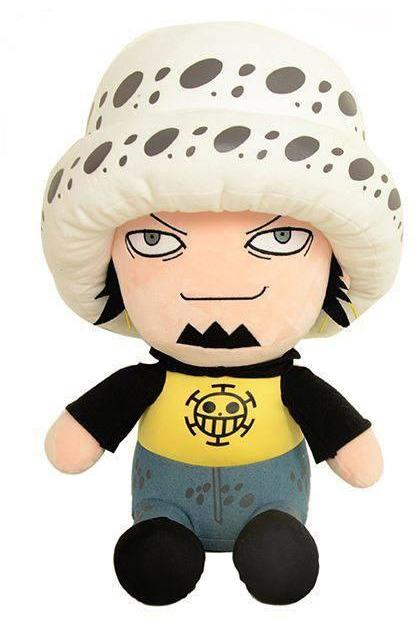One Piece | Trafalgar Law Plüschfigur (20 cm)