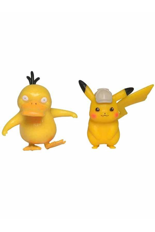 Pokemon | Pikachu & Enton Battle Figuren 2er-Set - Stuffbringer