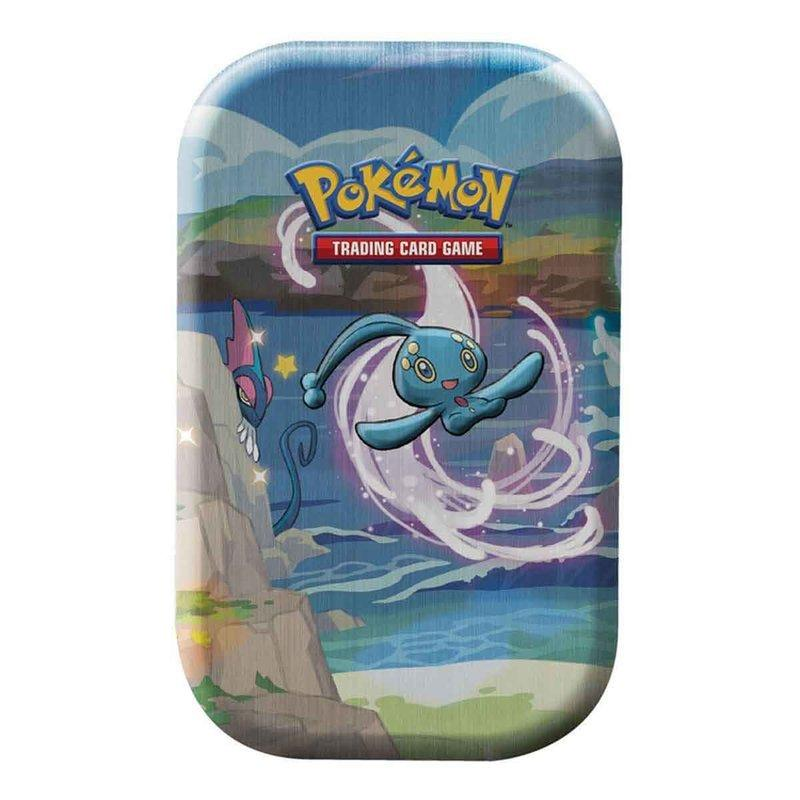 Pokemon | Shining Fates - Manaphy Mini Tin Box (Englisch)