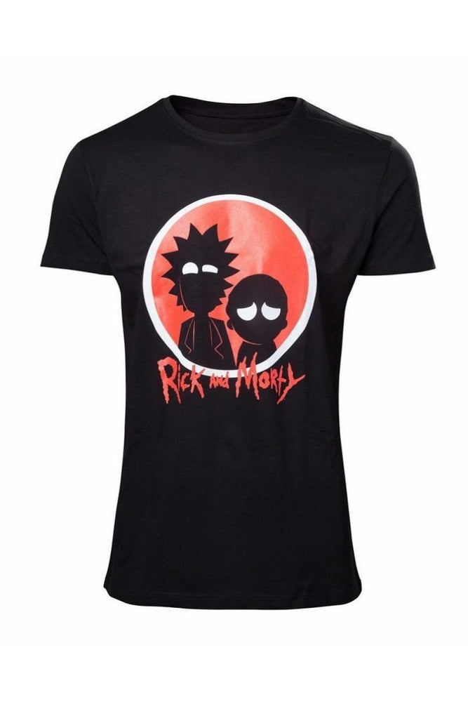 Rick and Morty | Big Red Logo T-Shirt
