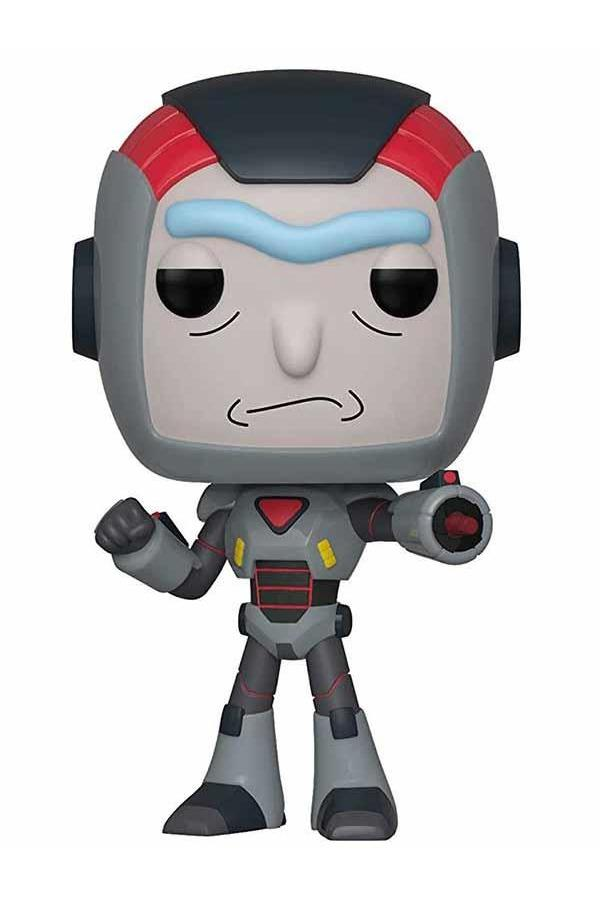 Rick and Morty | Purge Suit Rick Funko Pop Vinyl Figur - Stuffbringer