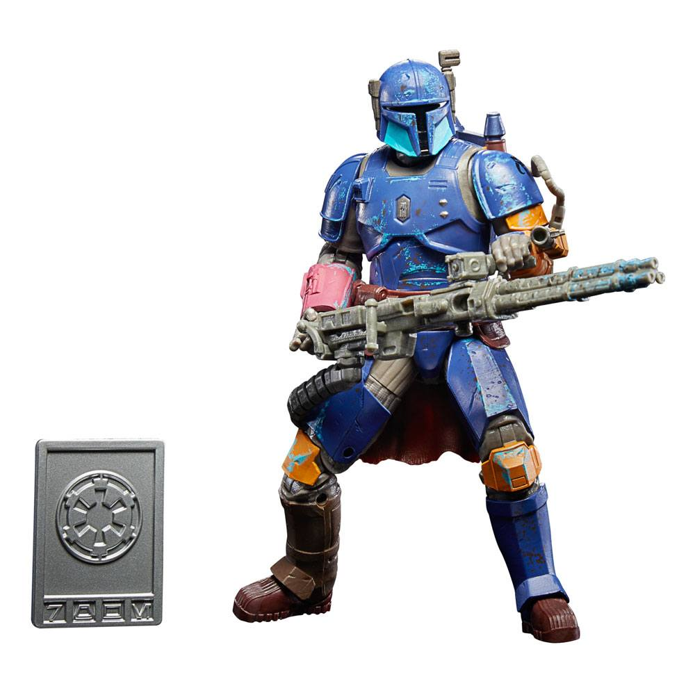 Star Wars | Heavy Infantry Mandalorian (Credit Collection) Actionfigur