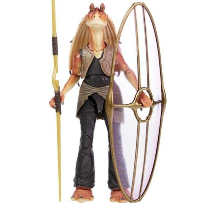 Star Wars | Jar Jar Binks (Black Series) Actionfigur