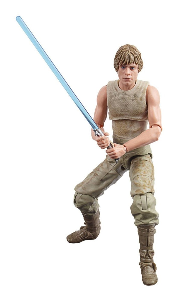 Star Wars | Luke Skywalker (Black Series) Actionfigur